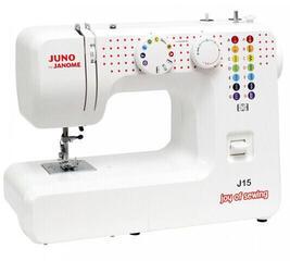 Janome Machine à coudre JUNO J15R