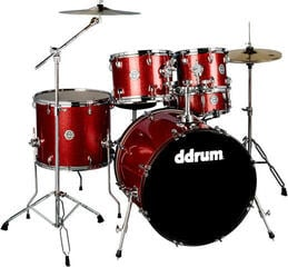 DDRUM D2 Red Sparkle