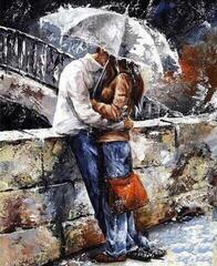 Gaira Couple Under Umbrella M1034