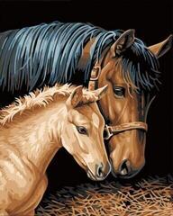 Gaira M991769P 40 x 50 cm Horses
