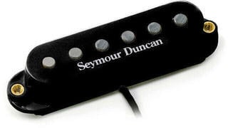 Seymour Duncan STK-6B Custom Stack Plus Strat Bridge/Strat Pickup Black