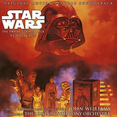 John Williams Star Wars: The Empire Strikes Back (2 LP)