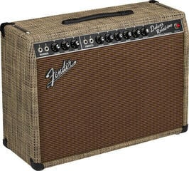 Fender 65 Deluxe Reverb Chilewich Bark
