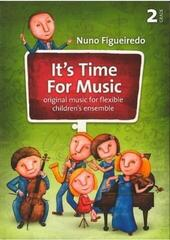 Nuno Figueiredo It's Time For Music 2 Music Book