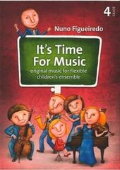 Nuno Figueiredo It's Time For Music 4 Music Book