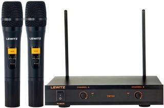 LEWITZ TM102 186.20 + 199.60 MHz