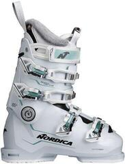 Nordica Speedmachine 85 W White/Black/Green 20/21 85/White/Black/Green