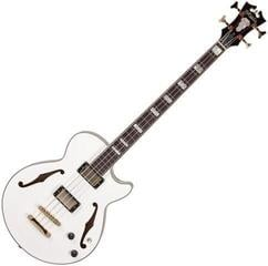 D'Angelico Excel Bass White