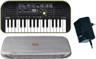 Casio SA-46 SET Black