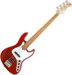 Sadowsky MetroExpress J/J Bass Morado 4 String - Solid Candy Apple Red Metallic