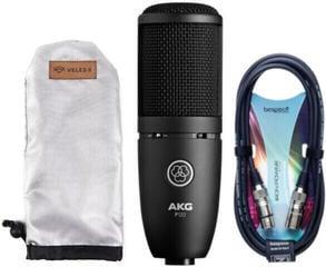 AKG P120+ Recording Microphone SET