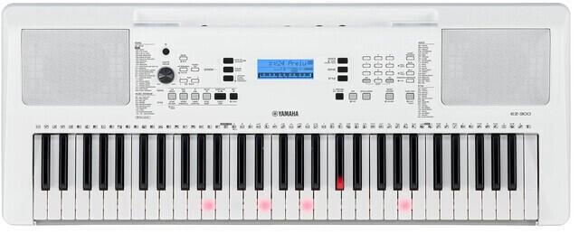 Yamaha EZ 300 Keyboard with Touch Response