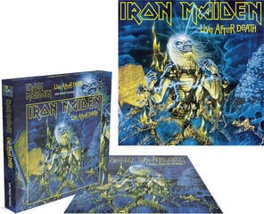 Iron Maiden Live After Death Set