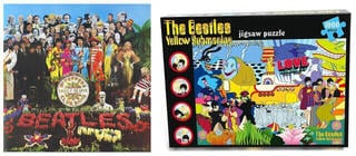 The Beatles Puzzle Set