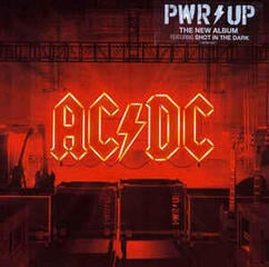 AC/DC Power Up (LP)