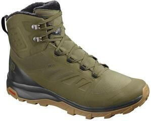 Salomon OUTblast TS CSWP Burnt Olive/Phantom