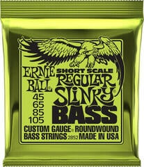 Ernie Ball 2852 Short Scale Reguklar Slinky Bass
