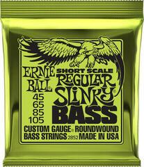 Ernie Ball 2852 Short Scale Reguklar Slinky Bass
