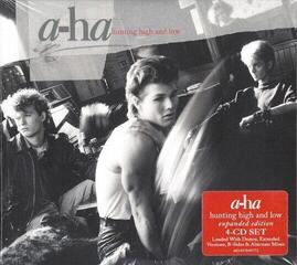 A-HA Hunting High And Low (Expanded Edition) (4 CD)
