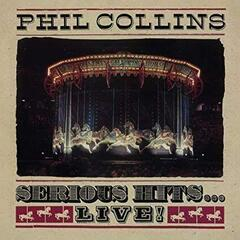 Phil Collins Serious Hits...Live! (CD)
