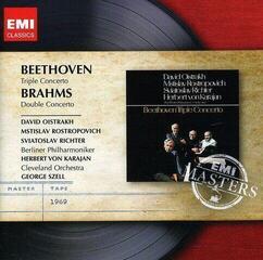 Herbert von Karajan Triple Concerto Music CD