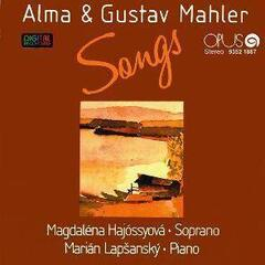 Gustav Mahler Songs Music CD