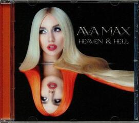 Ava Max Heaven & Hell Music CD
