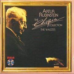 Arthur Rubinstein Legendary Rubinstein - Chopin (3 CD) Hudební CD