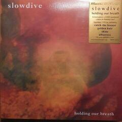 Slowdive Holding Our Breath (Orange Coloured) (Vinyl LP)