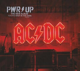 AC/DC Power Up Music CD