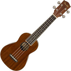 Fender Seaside Soprano Ukulele Natural Natural/Product