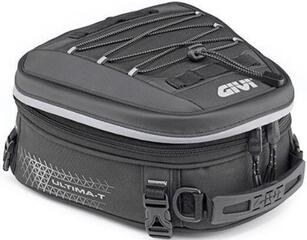 Givi UT813 Expandable Cargo Bag for Both Saddle and Luggage Rack with Waterproof Inner Bag 8L