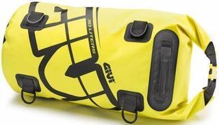 Givi EA114FL Waterproof Cylinder Seat Bag 30L Neon Yellow