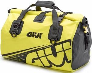 Givi EA115FL Waterproof Cylinder Seat Bag 40L Neon Yellow