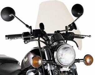 Givi A601 Universal Screen with 2 Point Handlebar Bronze 36,9x42,5cm