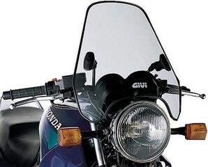 Givi A604 Universal Screen with 2 Point Handlebar Smoke 37,9x44,5cm