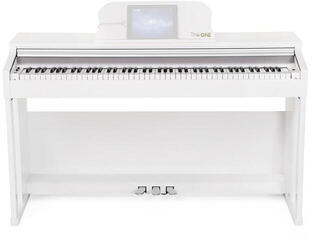 Smart piano The ONE Classic White Pianino cyfrowe