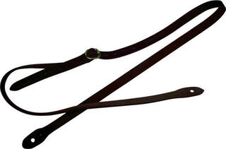 Fire&Stone 532051 Mandolin Strap Leather Brown leather