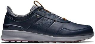 Footjoy Stratos Mens Golf Shoes Navy