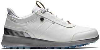 Footjoy Stratos Womens Golf Shoes White/Grey