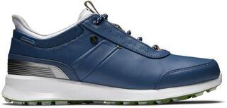 Footjoy Stratos Womens Golf Shoes Blue/Green