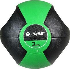 Pure 2 Improve Medicine Ball With Handles 2kg