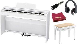 Casio PX 870 White Wood Tone Piano Digitale