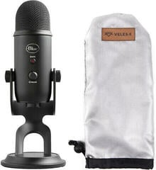 Blue Microphones Yeti Studio Blackout SET