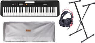 Casio CT-S200 BK SET Keyboard without Touch Response