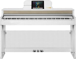 Smart piano The ONE PRO Weiß Digital Piano