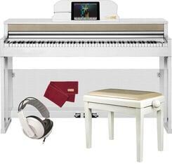 Smart piano The ONE PRO Bílá Digitální piano