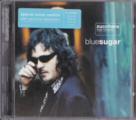 Zucchero Blue Sugar - Italian Versi Music CD