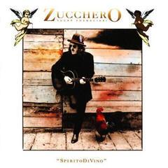 Zucchero Spirito Di Vino (CD)