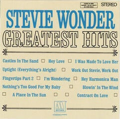 Stevie Wonder Greatest Hits 1 = Remaster Glasbene CD